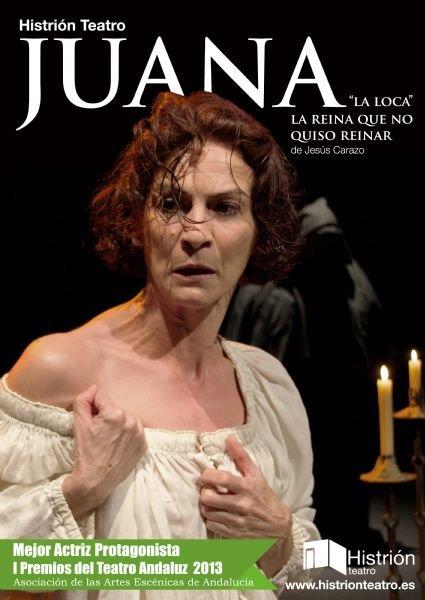 JUANA, la reina que no quiso reinar