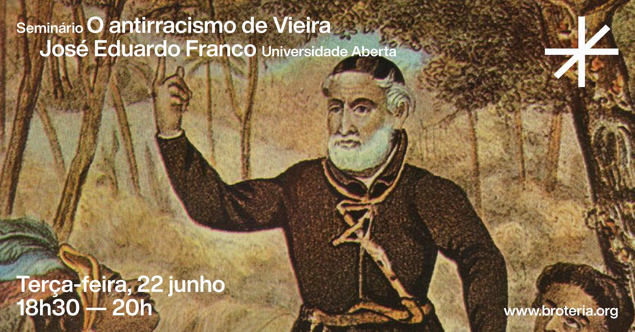 Seminário | O antirracismo de Vieira