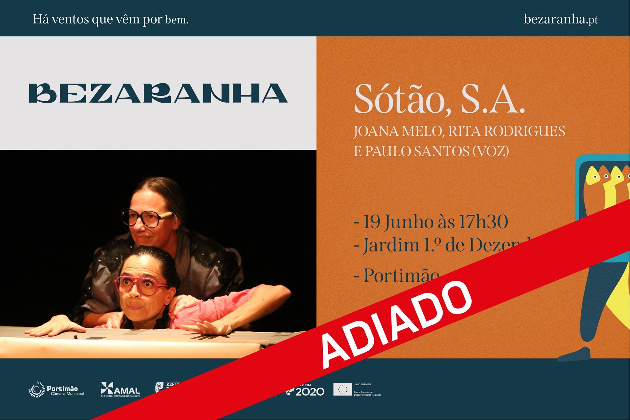 ADIADO // Sótão, S.A.
