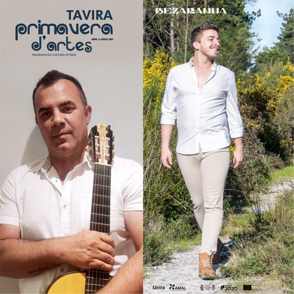 Tavira Primavera D'Artes - programação cultural em rede online   Tavira