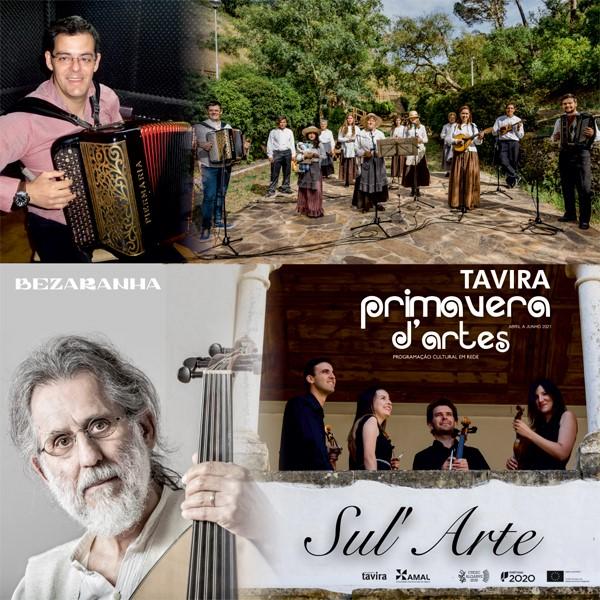 Tavira Primavera D'Artes - programação cultural em rede online | Cachopo