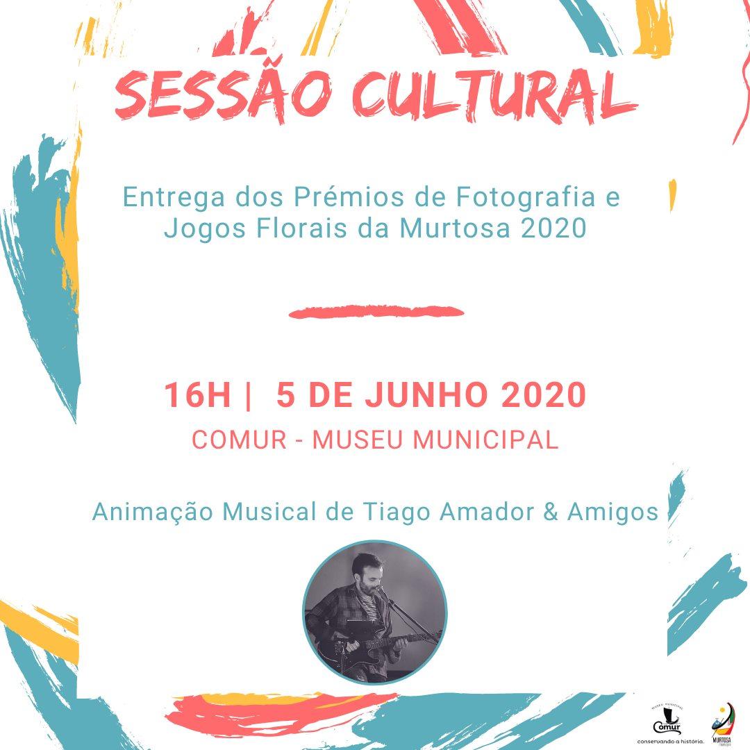 ENTREGA DOS PRÉMIOS DE FOTOGRAFIA E JOGOS FLORAIS DA MURTOSA 2020