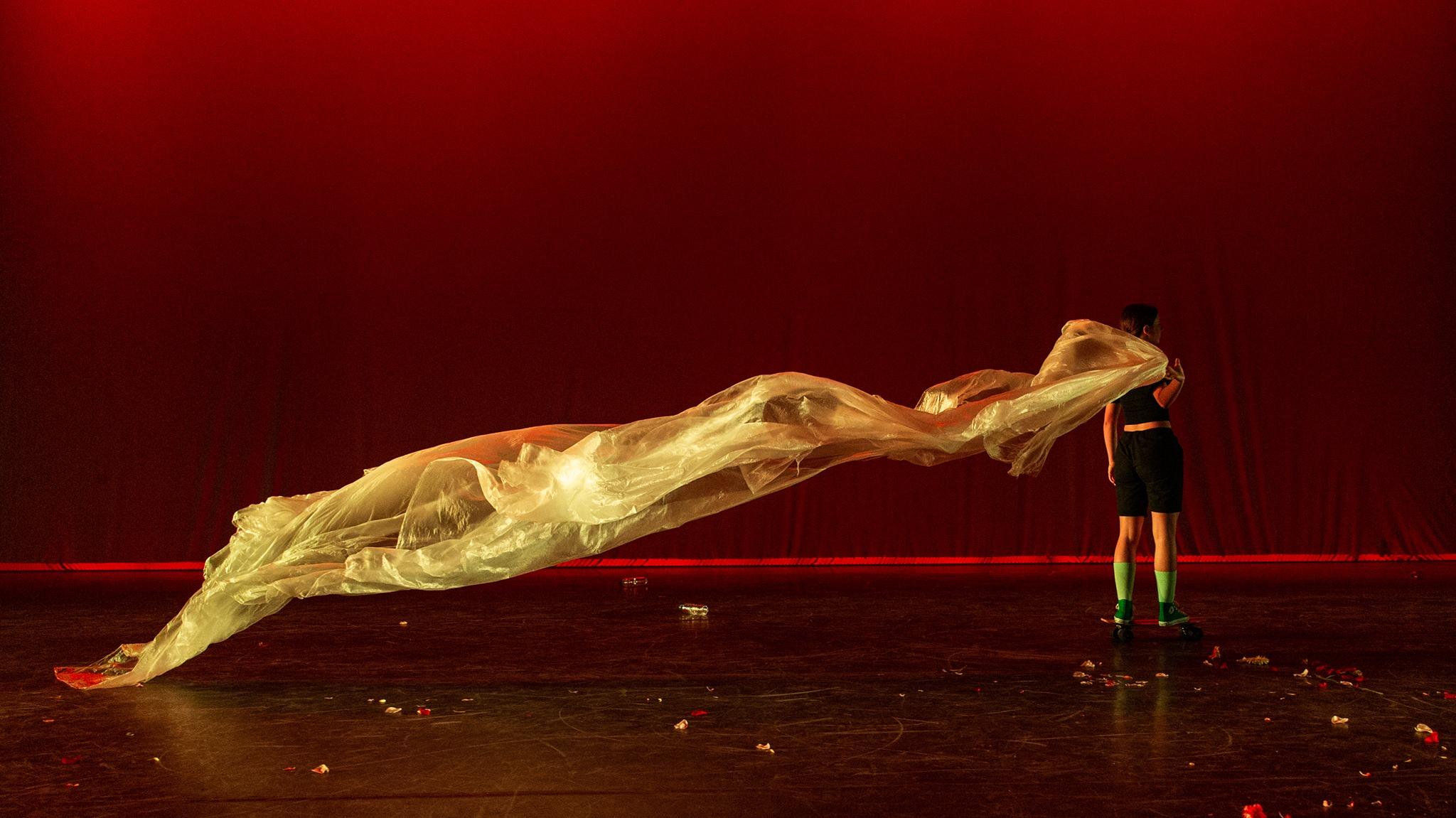 SOPRO  • Elisabete Magalhães & 3.º ano de Dança