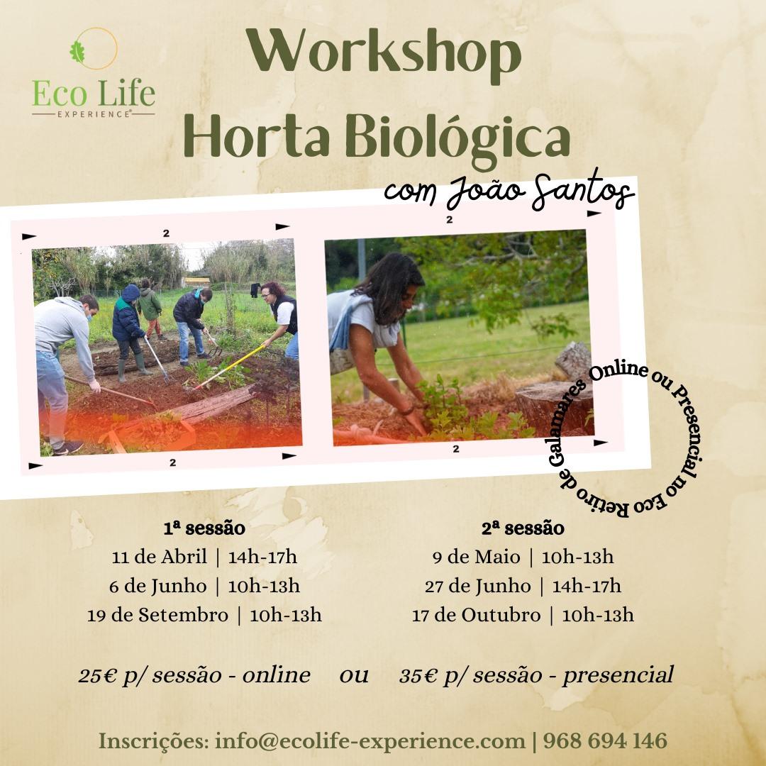 Workshop Horta Biológica