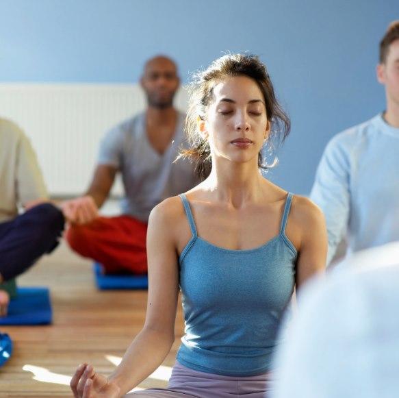 Aula Mindfulness e Meditação