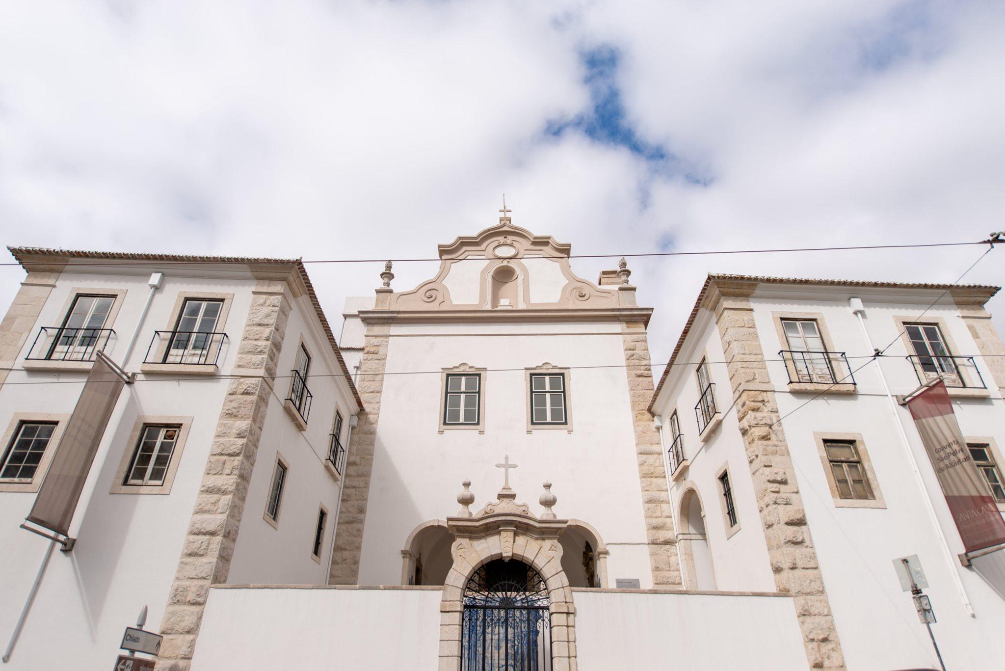 Património ao Domingo - Convento de São Pedro de Alcântara   Visita guiada