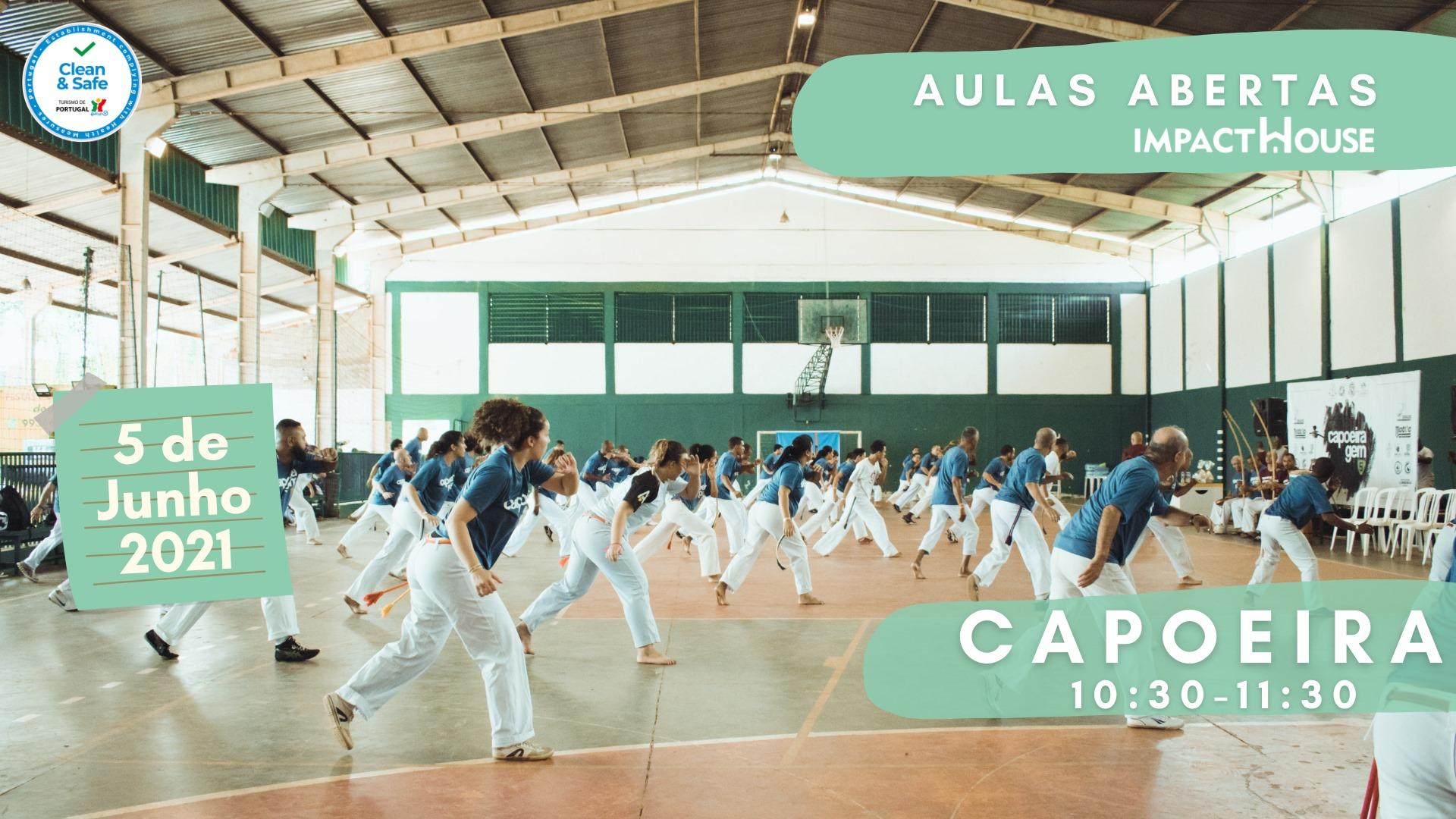 Aula Aberta EXTRA de Capoeira