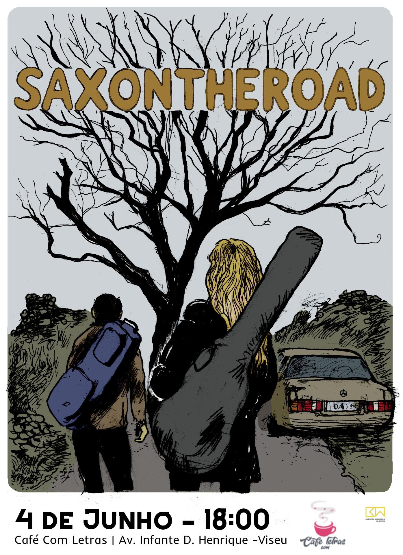 Sax On The Road | Café com Letras
