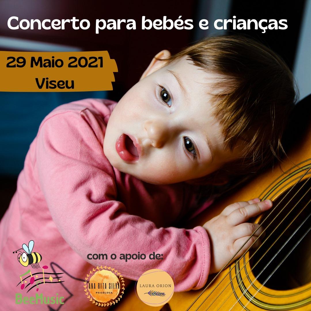 *ESGOTADO* Concerto para bebés e crianças
