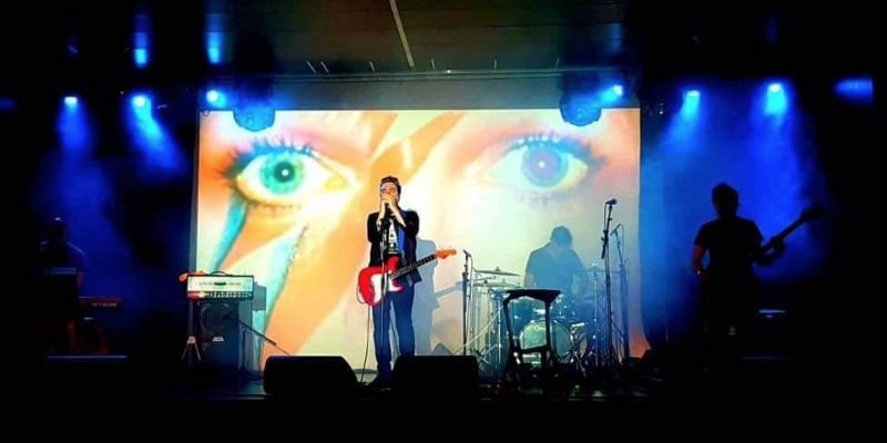 Jorge Vadio and The Starmen – Tributo a David Bowie
