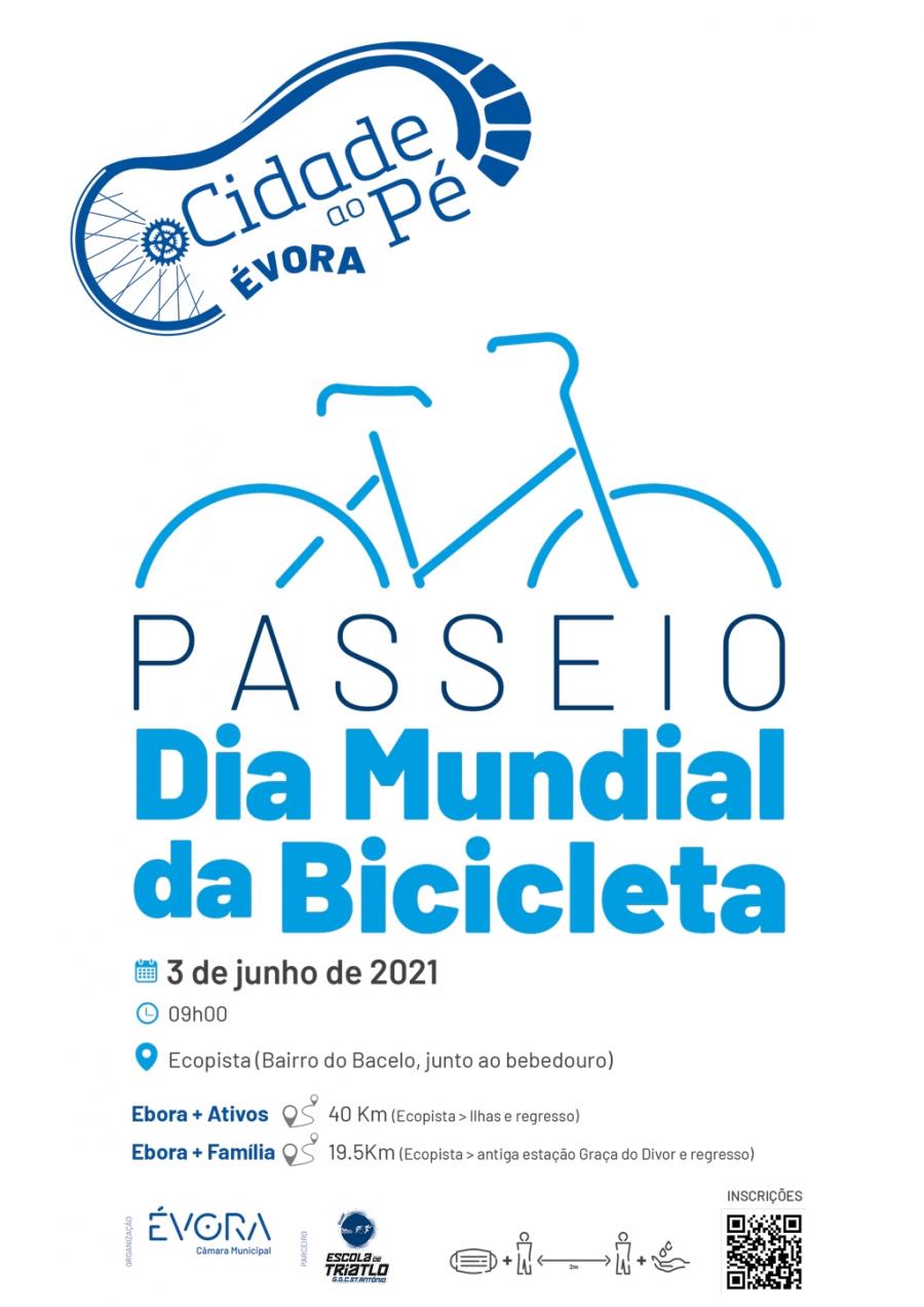Passeio do Dia Mundial Bicicleta