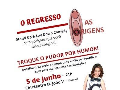 Stand Up Comedy | O Regresso às Origens