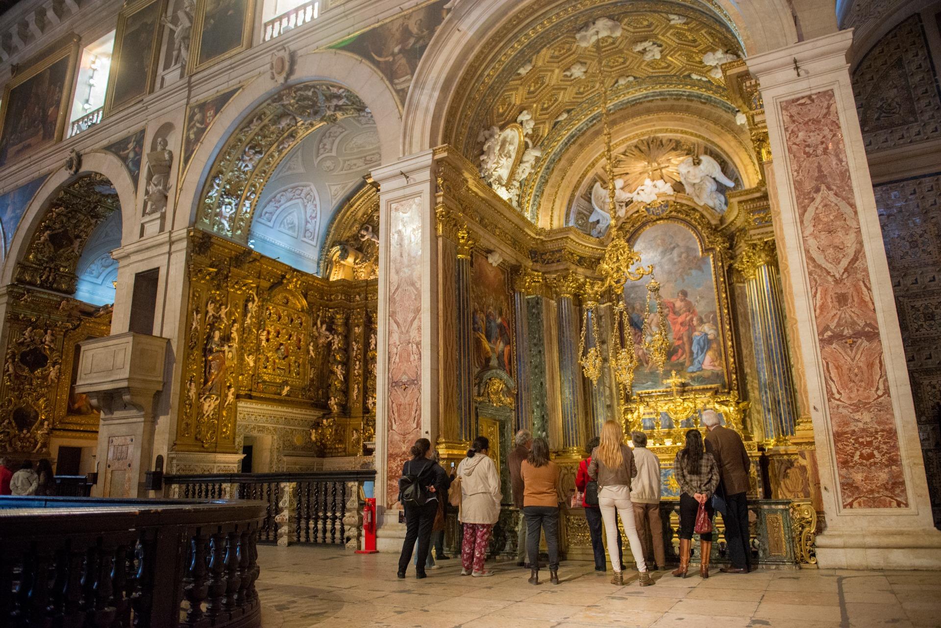 Património ao Domingo - Igreja de São Roque