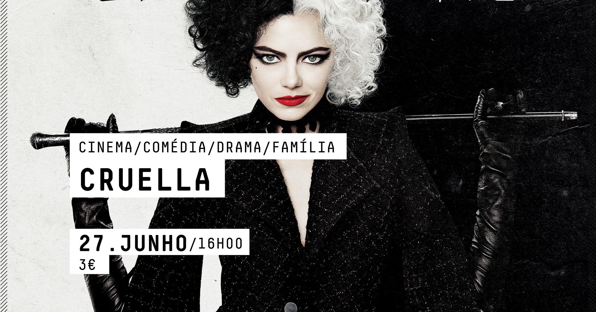 Cinema: Cruella