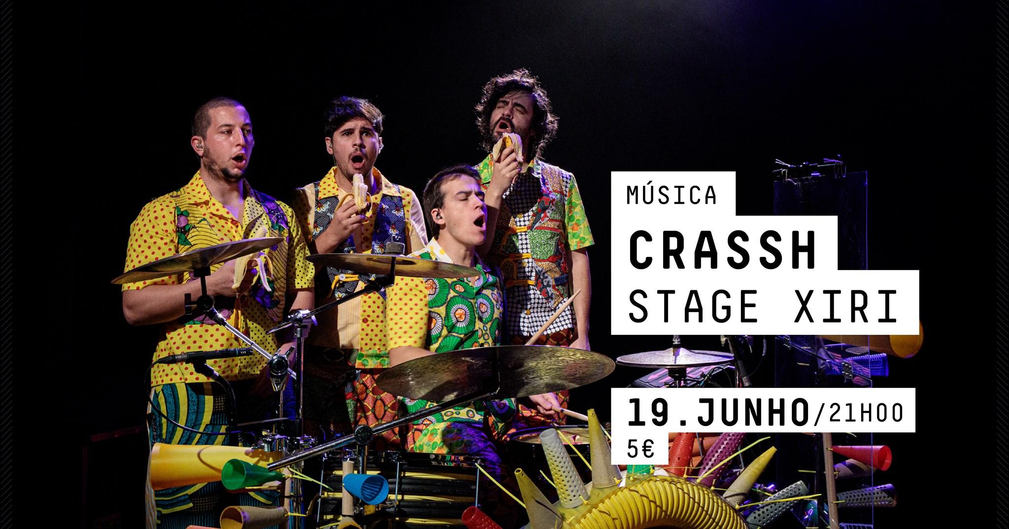 CRASSH_Stage XIRI
