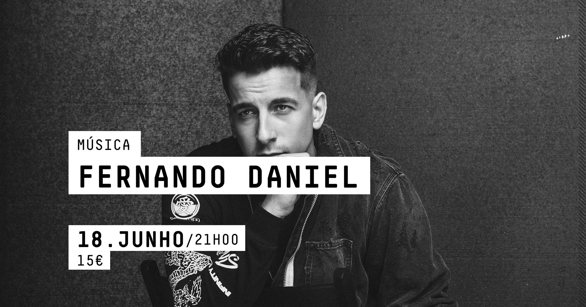 Fernando Daniel - TOUR 'Presente em Acústico'