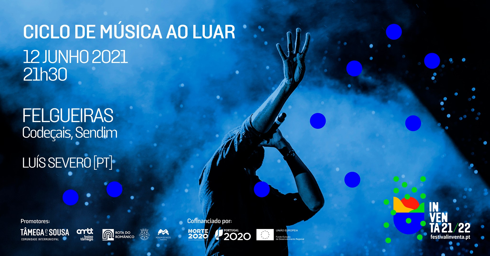 Luís Severo - Ciclo de música ao luar - Felgueiras