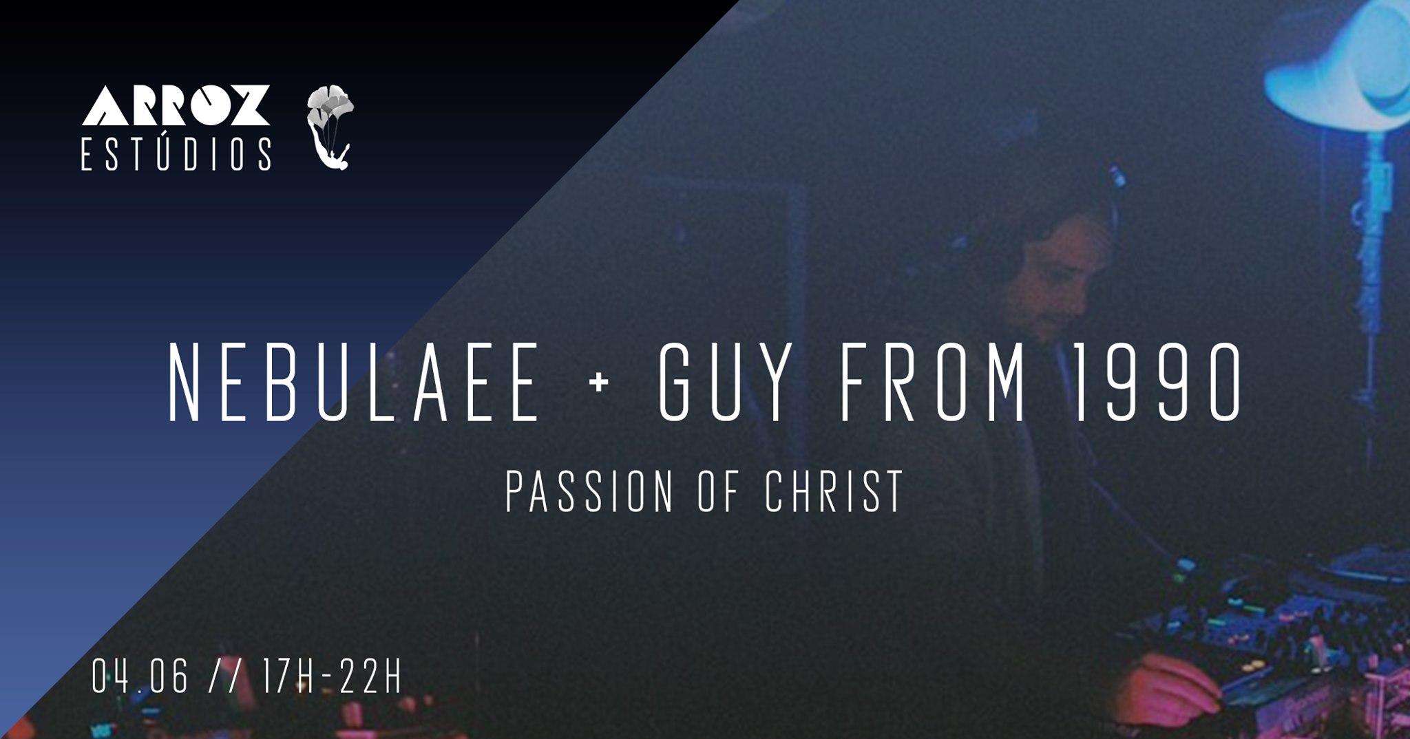 Nebulaee + Guy from 1990