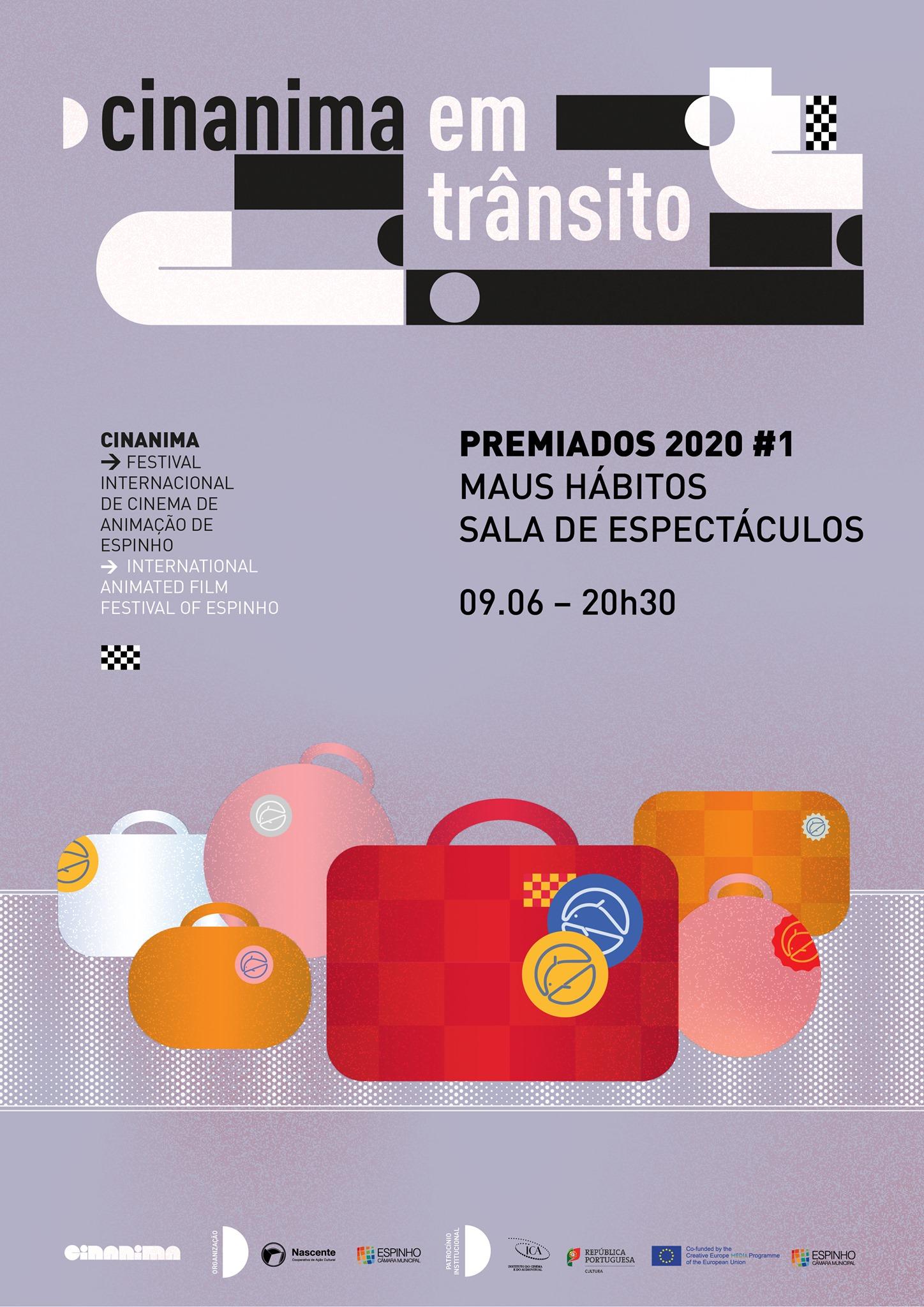 CINANIMA EM TRÂNSITO / Premiados 2020 #01