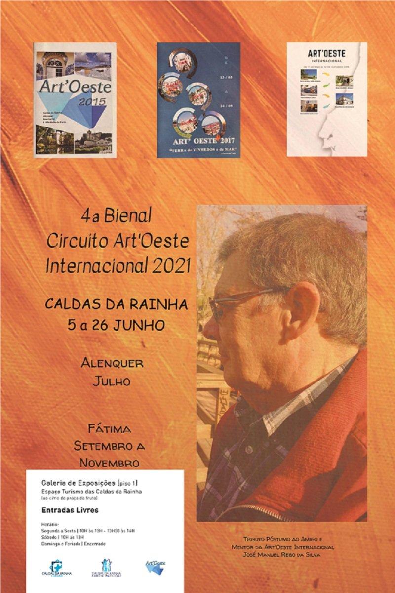 4ª Bienal Circuito Art'Oeste Internacional 2021