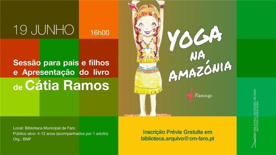 Yoga na Amazónia