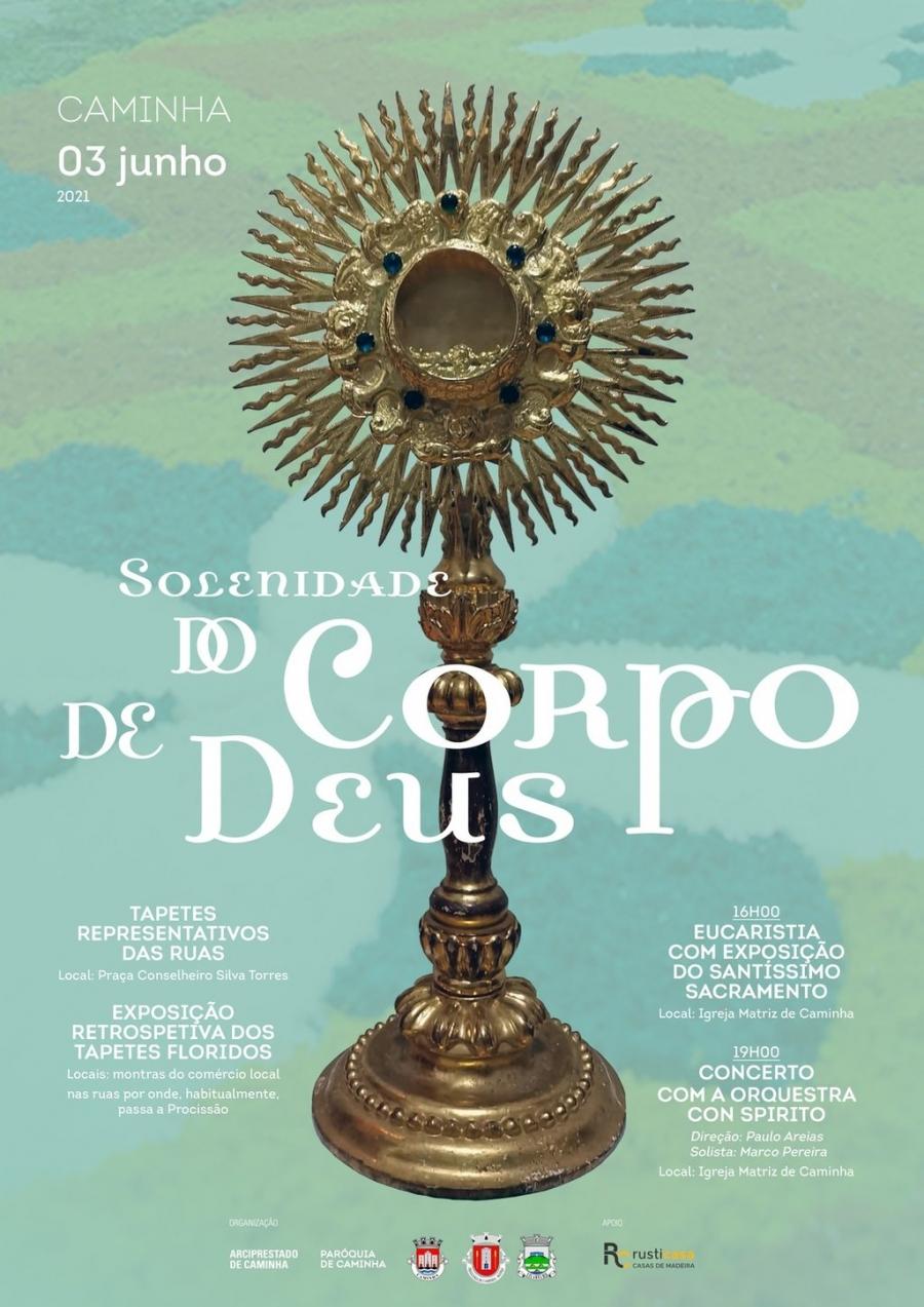 SOLENIDADE DO CORPO DE DEUS