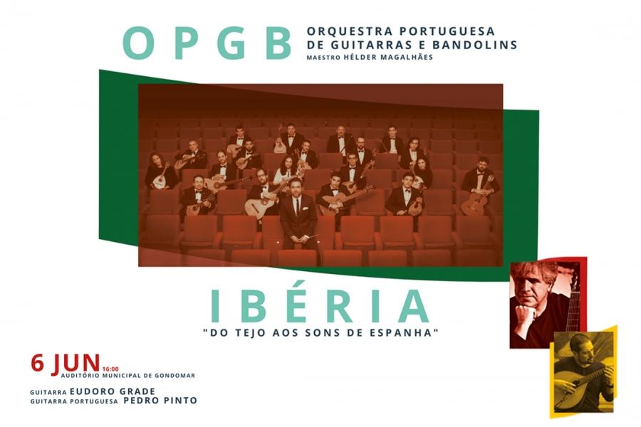 Ibéria – do Tejo aos sons de Espanha