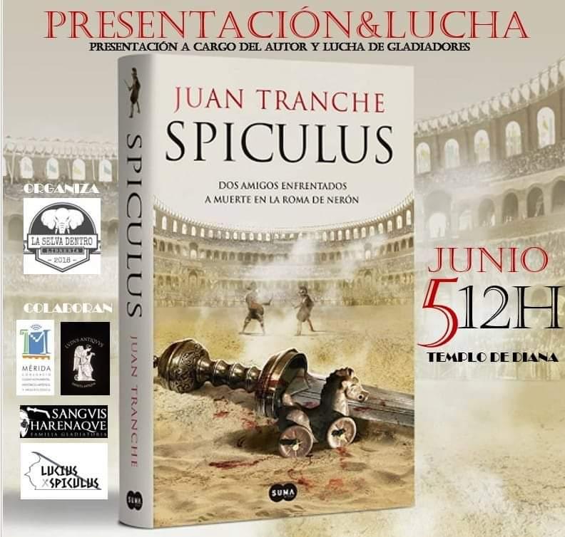 Spiculus en Mérida