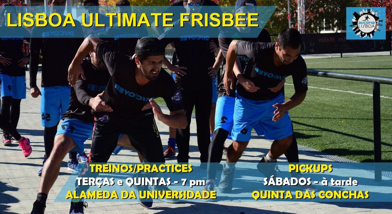Lisbon Ultimate Frisbee Training - 18 (2021)