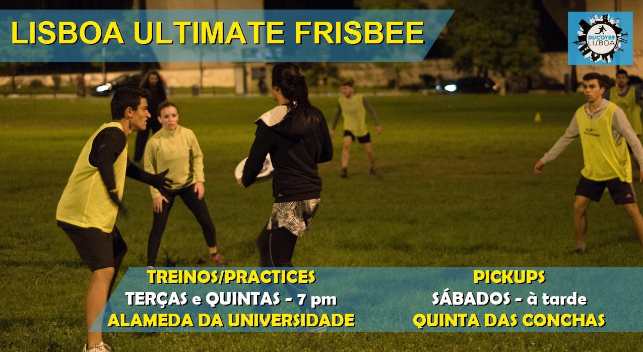 Lisbon Ultimate Frisbee Training - 17 (2021)