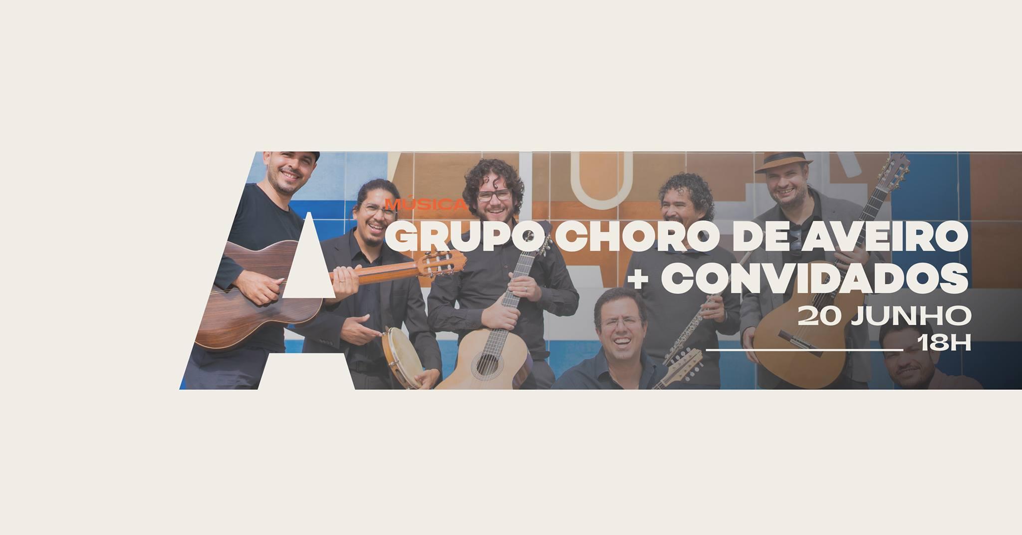 Grupo Choro de Aveiro + Convidados @Avenida Café-Concerto