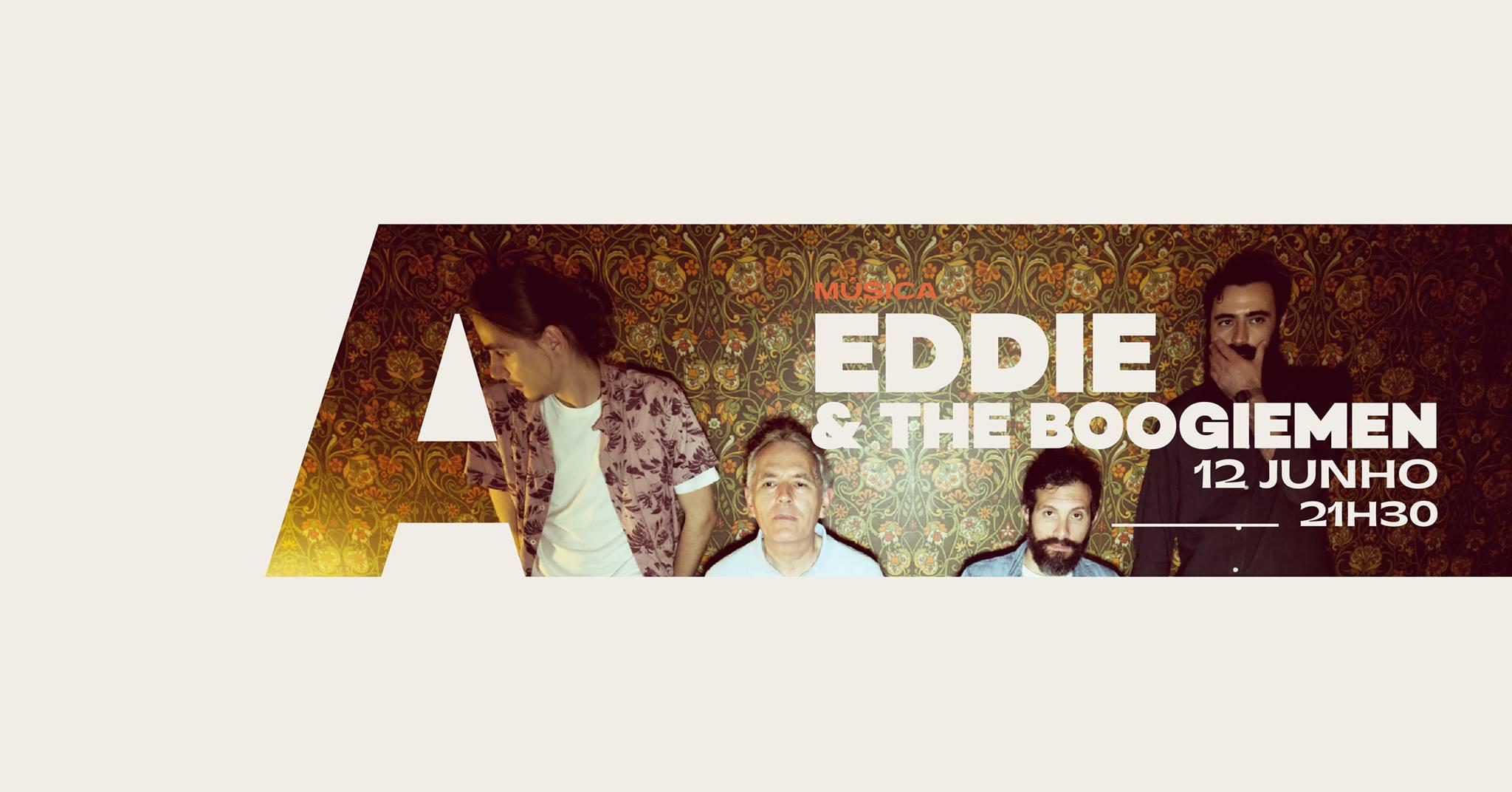 Eddie & The Boogiemen @Avenida Café-Concerto