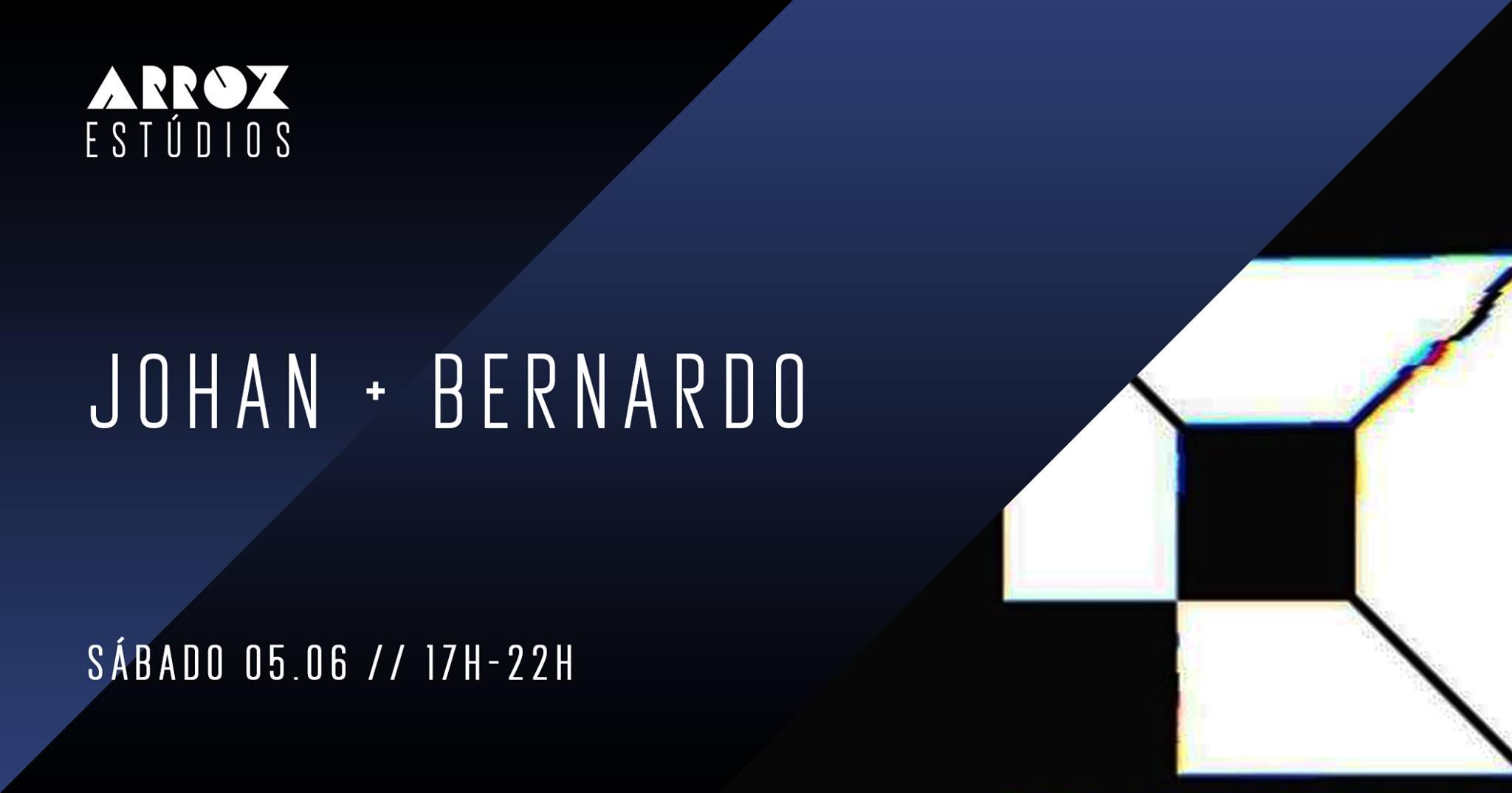 Arroz Esplanadas: Johan + Bernardo