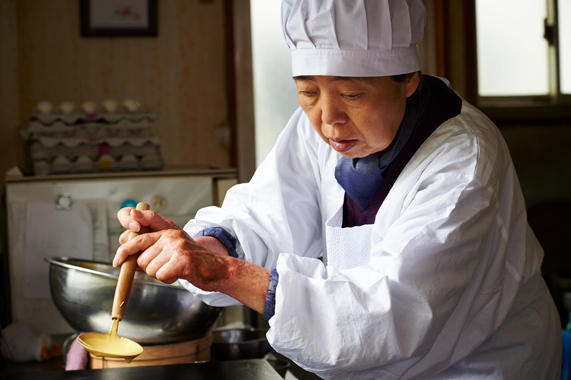 Umas Pastelaria em Tóquio de Naomi Kawase