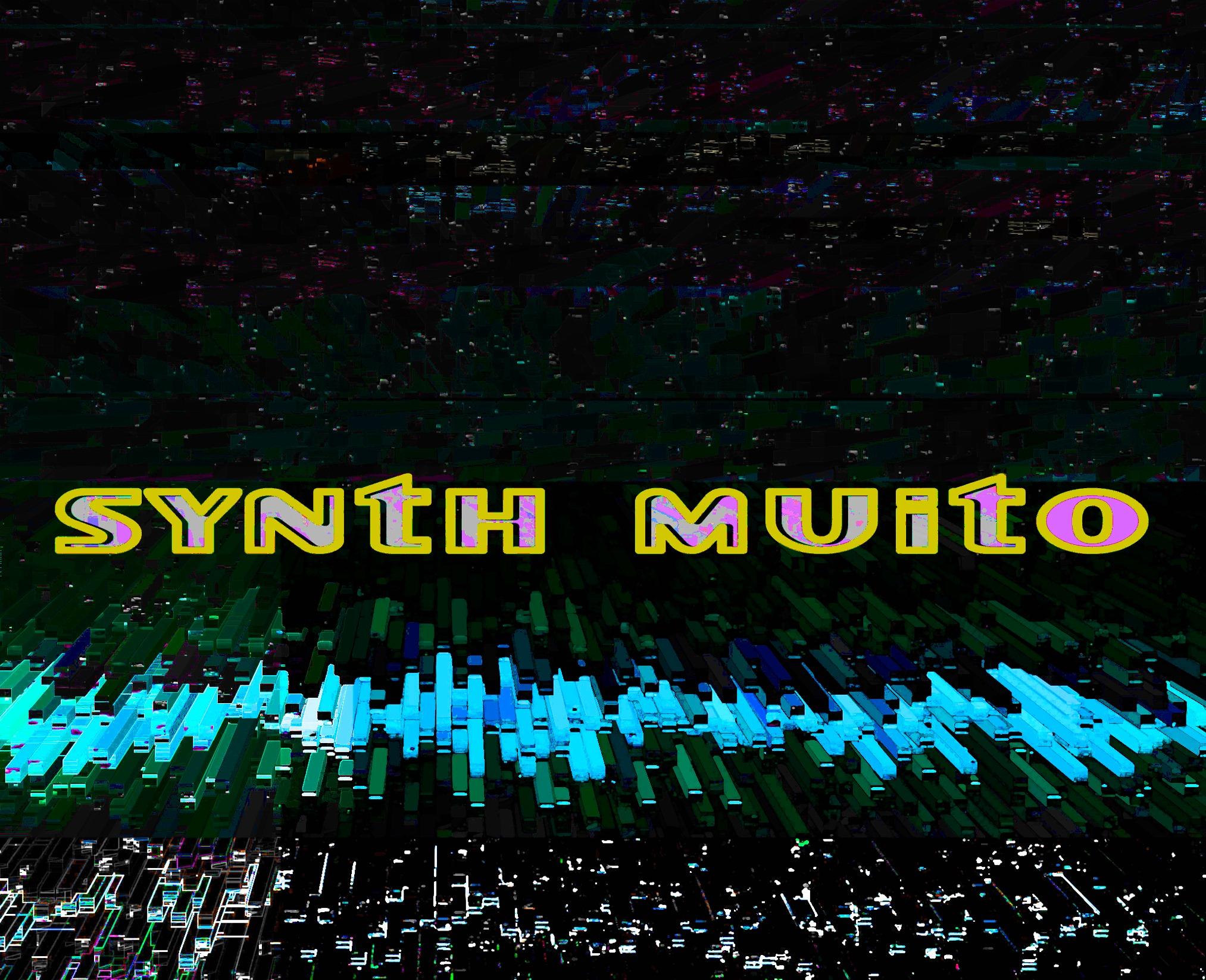 SYNTH MUITO | antãogoza + Bruno Contreira + Caroline Lethô