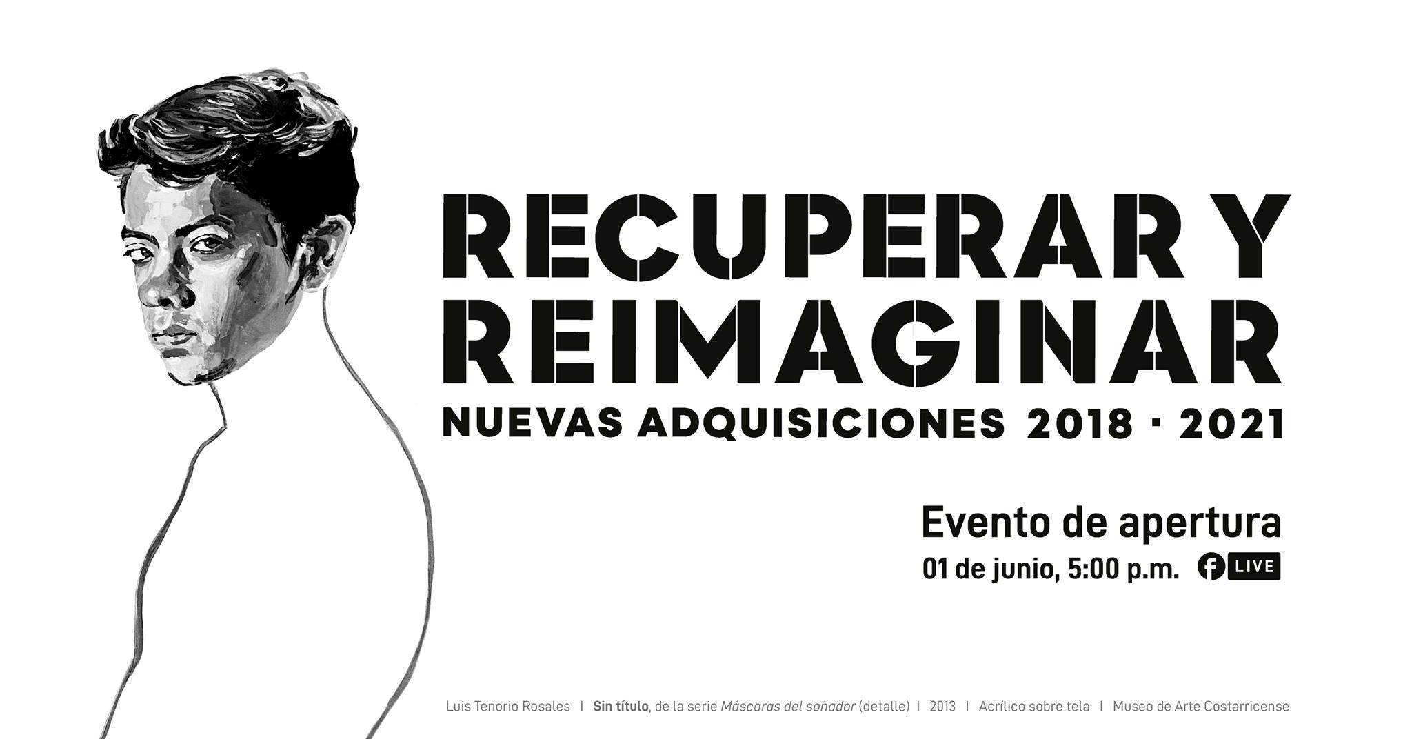 Conversatorio de apertura virtual. Exposición 'Recuperar y reimaginar'