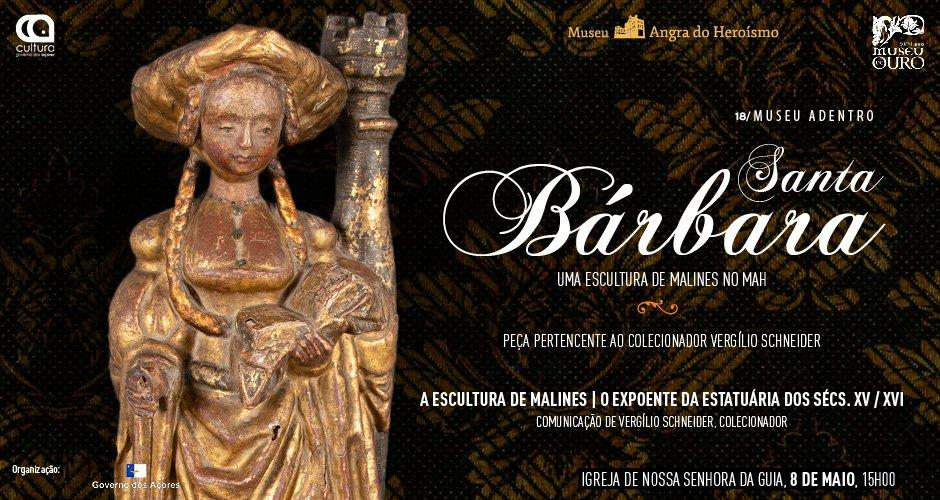 Museu Adentro   Santa Bárbara