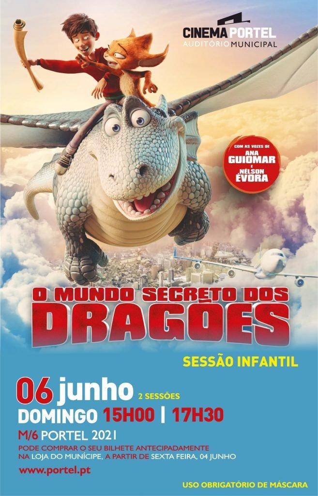 CINEMA: O Mundo Secreto dos Dragões