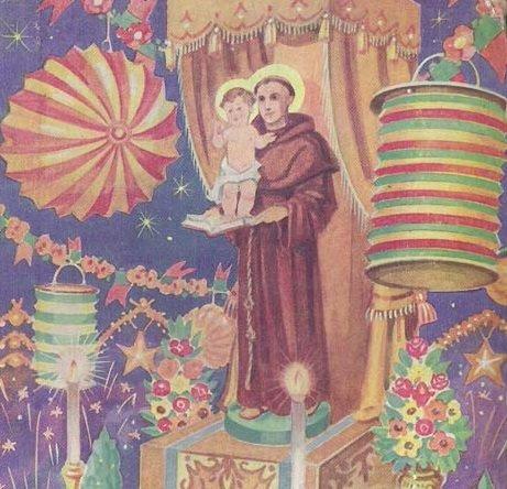 Trezena de Santo António