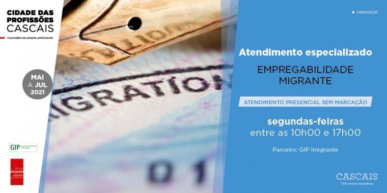 Atendimento Especializado | Empregabilidade Migrante