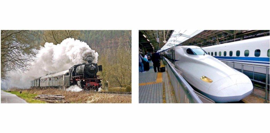 Exposição 'O Pacto Ecológico Europeu - O Transporte ...