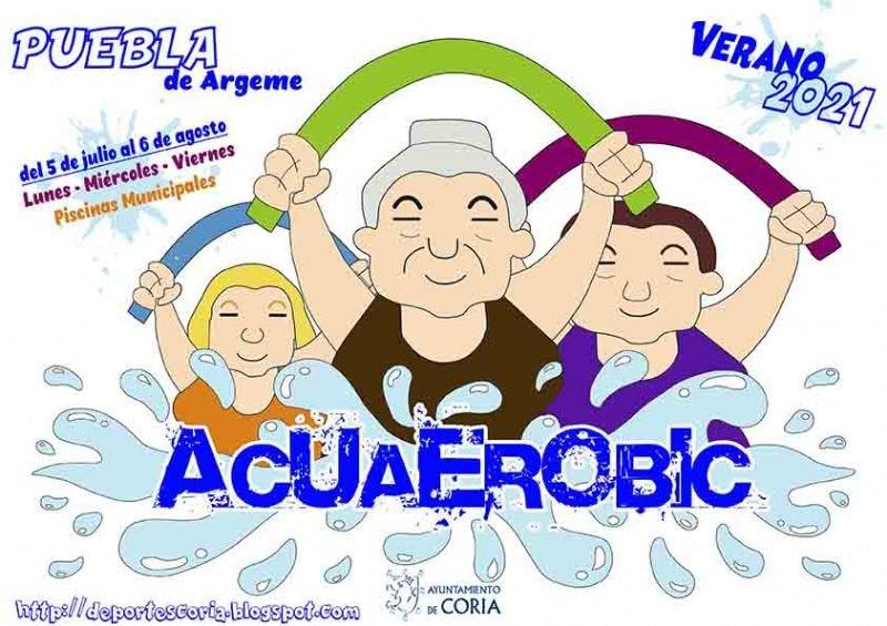 Cursos de Mantenimiento en el Agua y Acuerobic