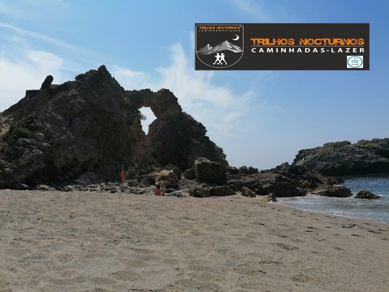 Praias Selvagens Inferno e Mijona