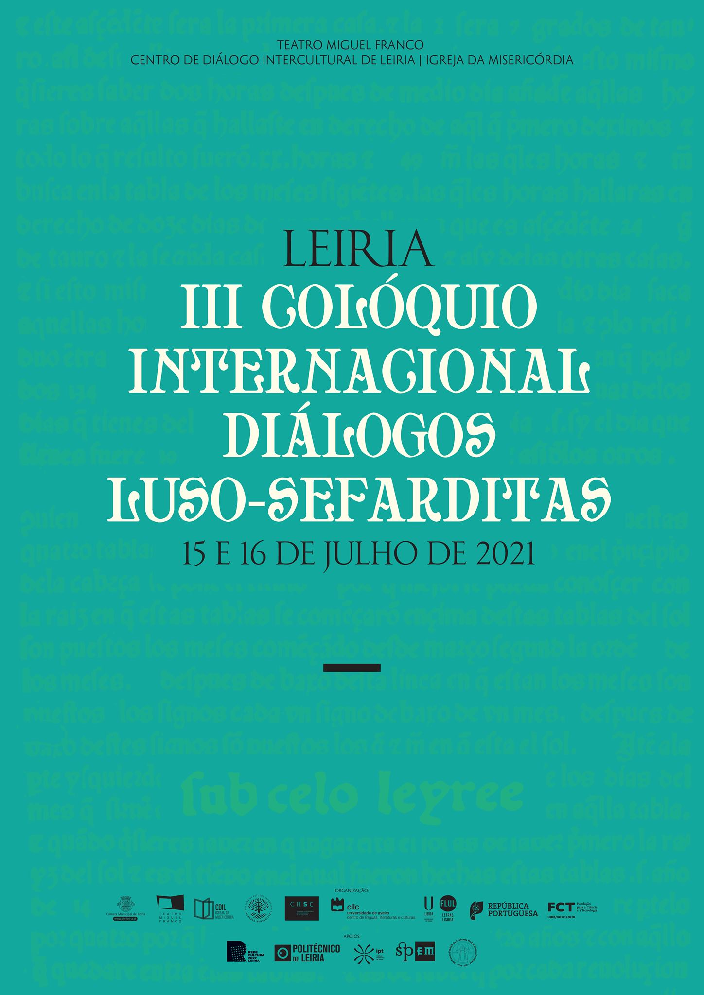 II Colóquio Internacional Diálogos Luso-Sefarditas