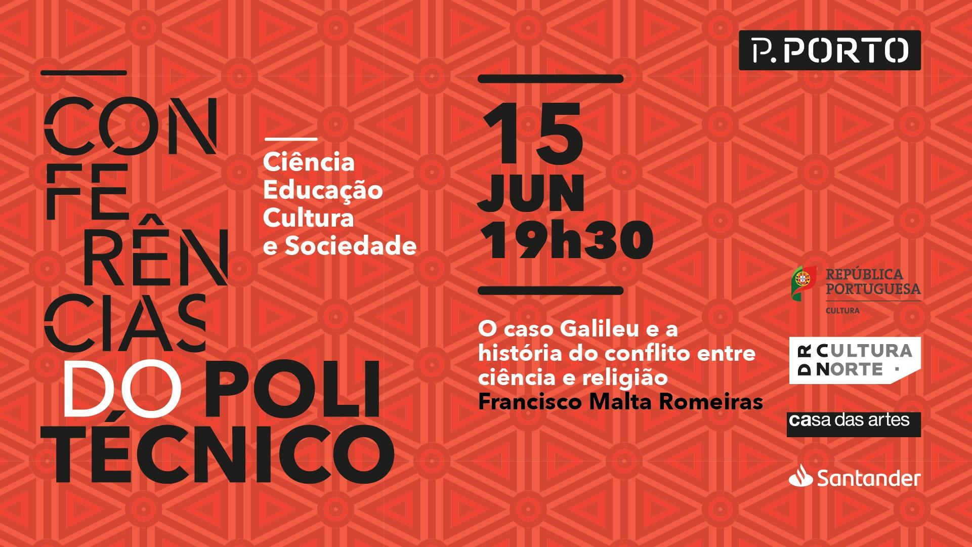 Conferências do Politécnico - com Francisco Malta Romeiras