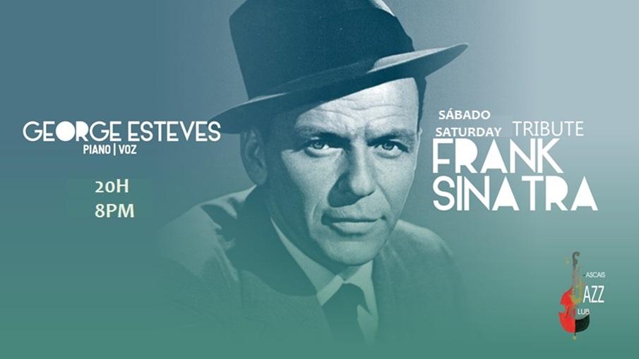 TRIBUTO SINATRA  Com George Esteves p I v