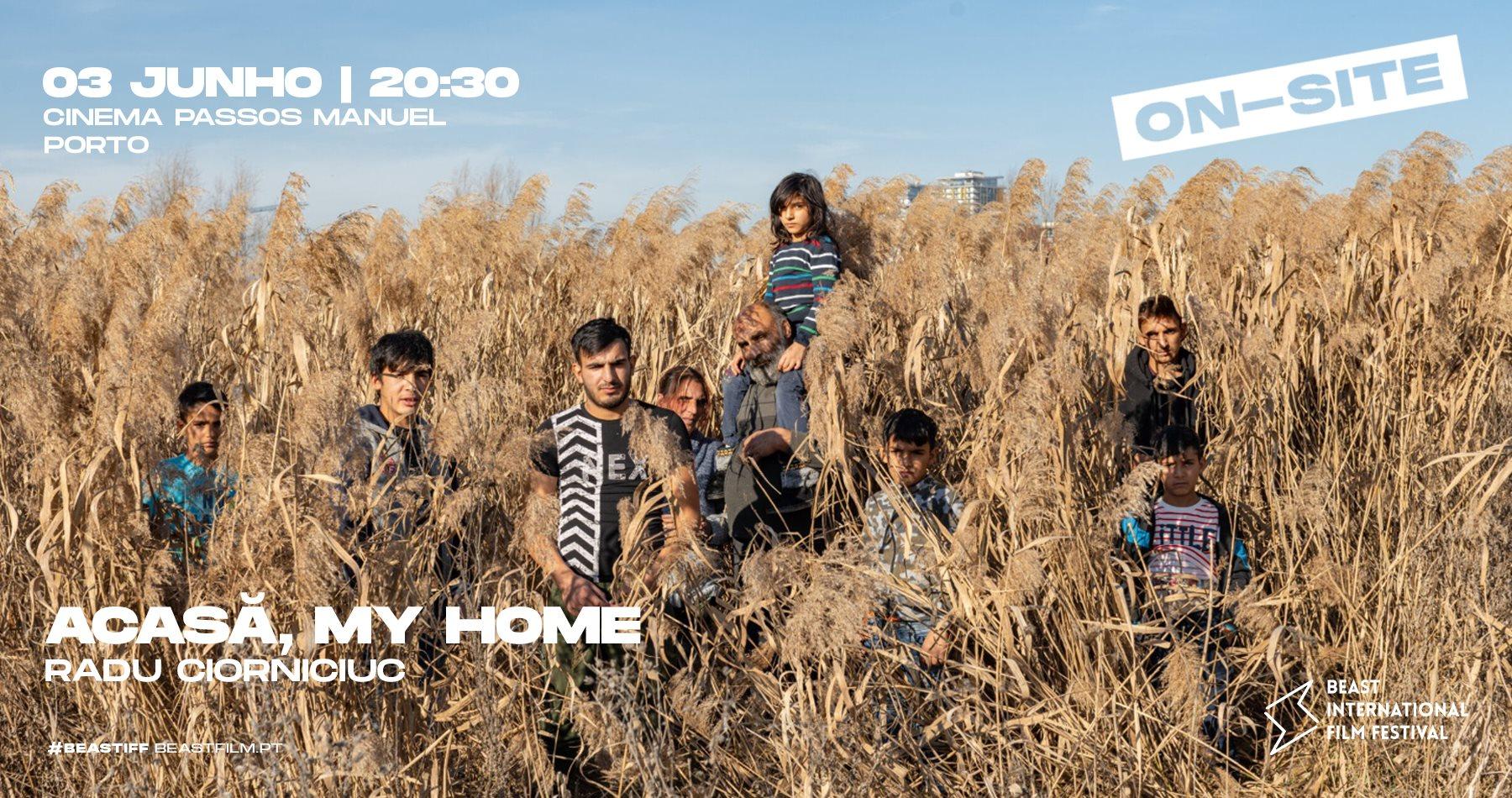 BEAST IFF ON-SITE #12 | Acasă, My Home