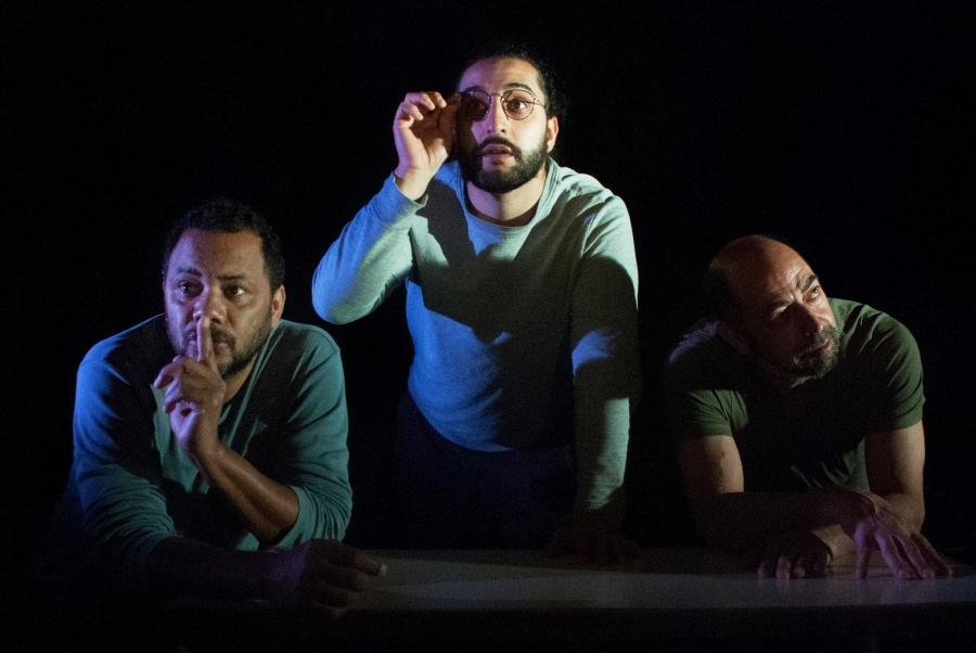 'Espécies Lázaro' - Teatro Art'Imagem