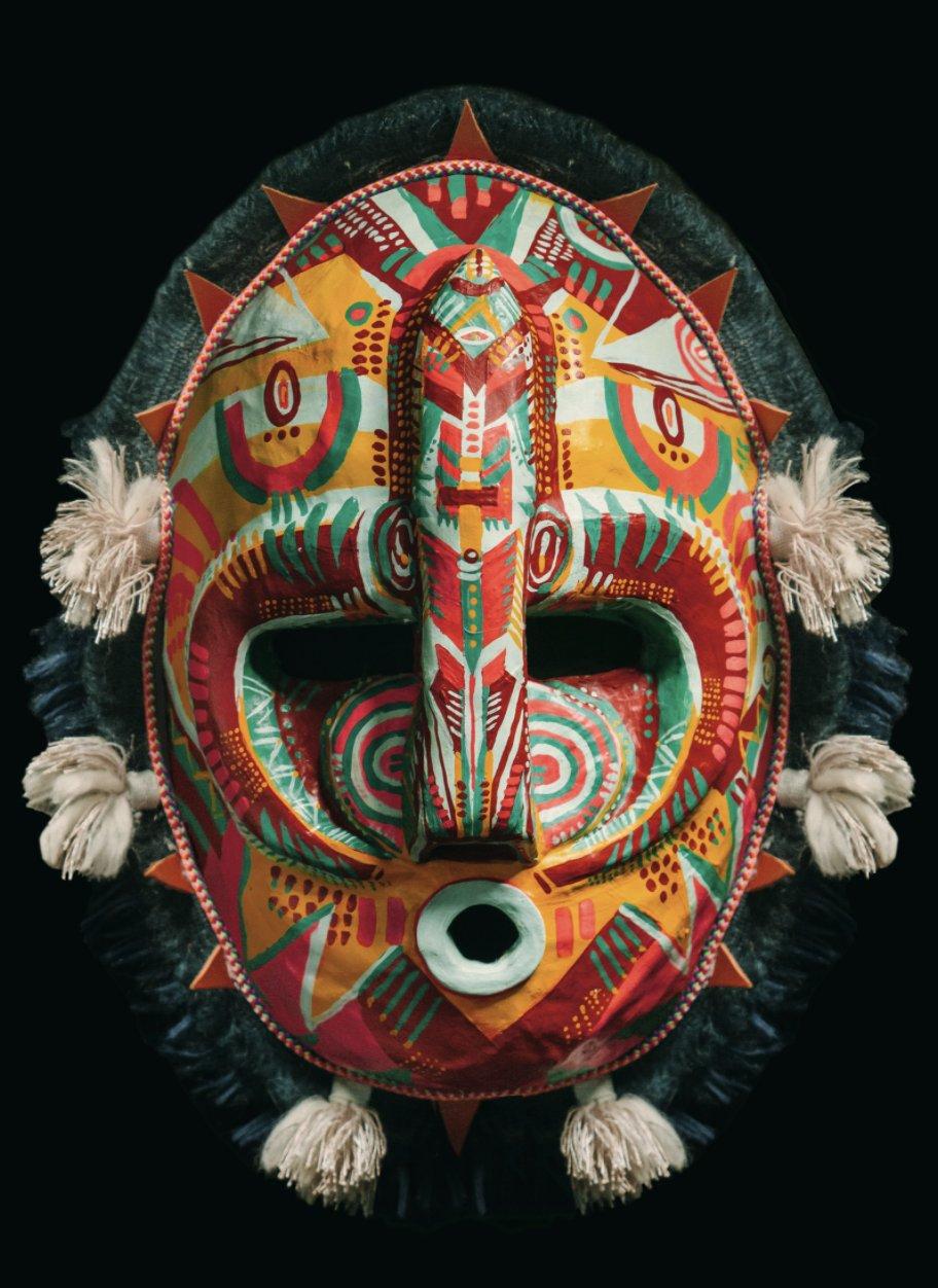 Máscaras tribais