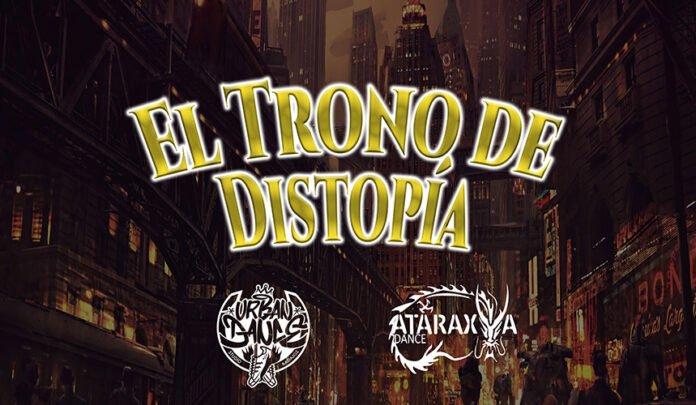 'El trono de Distopía'   Urban Dance Studio Badajoz